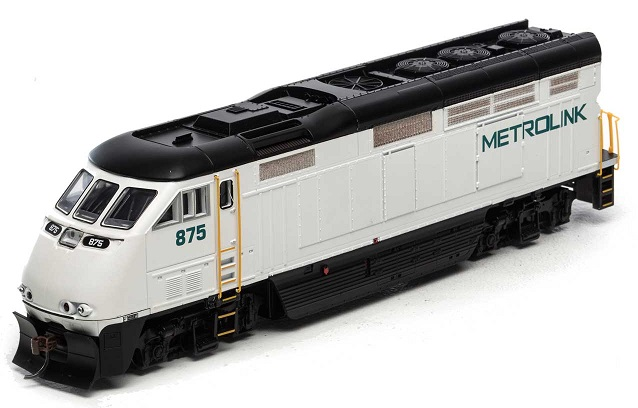 Central Hobbies Athearn HO Scale Locomotives Page