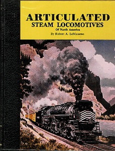 Articulated Steam Locomotives of N A