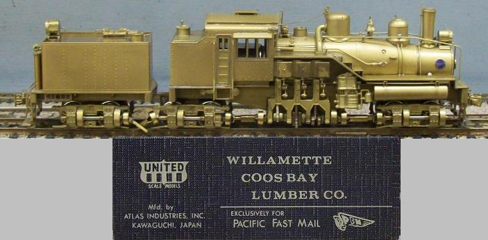 Coos Bay Lumber Co. - Willamette - Coos Bay Lumber