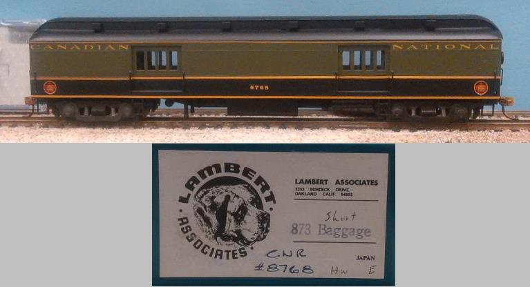Canadian National Railway - Eastern Heavy Weight Short