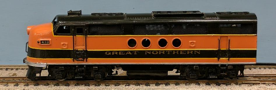 Great Northern Railway - EMD FT A Unit