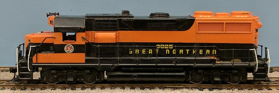 Central Hobbies US Brass Models Page
