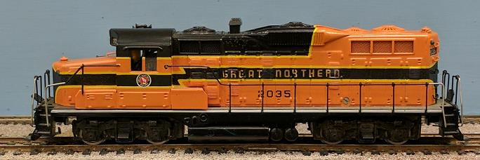 Great Northern Railway - Great Northern GP-20