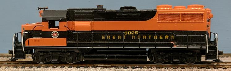 Great Northern Railway - Great Northern GP-35