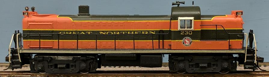 Great Northern Railway - Great Northern RS-3