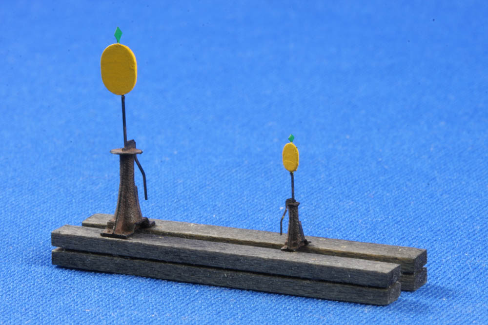 Model Railroad Switch Stands http://www.central-hobbies.com/products/briggsmodels.html