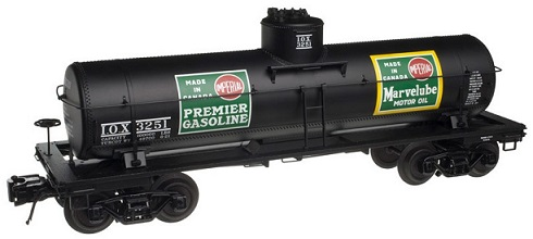 Imperial Oil Tank Car