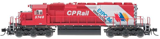 CNR SD40-2 Expo