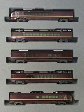 E655 Series NAGOMI Train Set