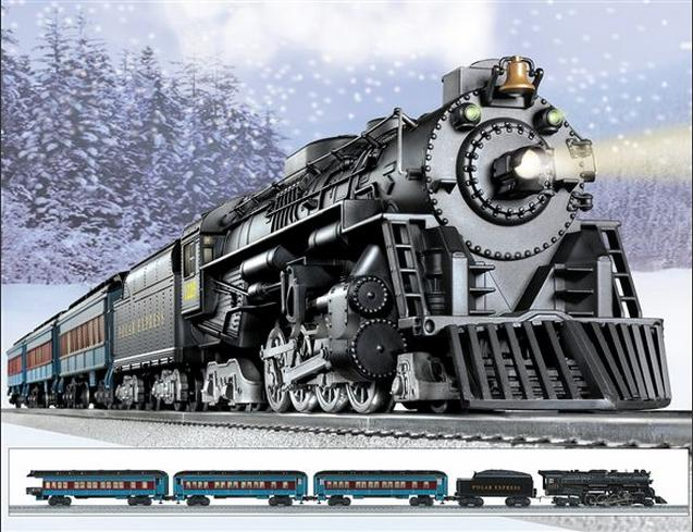 Lionel Polar Express