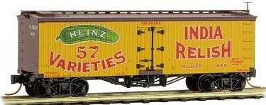 Micro-Trains 05800300 N Scale HEINZ Series #5 Road Number 449