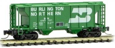 503 00 092 NORTHERN PACIFIC 48181 ~ 40/' BOXCAR  ~ MTL MICRO TRAINS Z SCALE