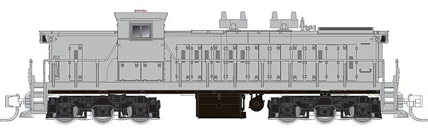 Undecorated GMD-1