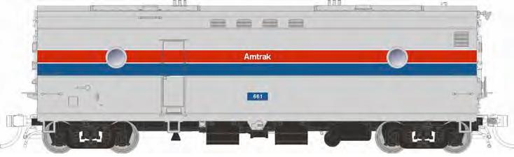 Amtrak Phase II