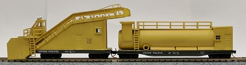 N-Scale UP Snow melter