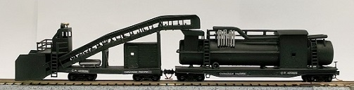 N-Scale CPR Snow melter