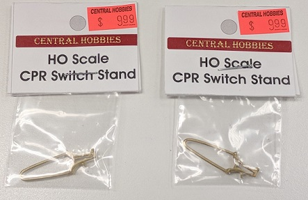 Brass CPR Switch Stands