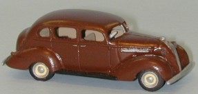 1937 HUDSON TERRAPLANE 4 DOOR W/TRUNK