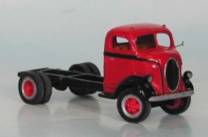 1938-39 FORD COE CAB AND CHASSIS