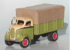 1938-39 FORD COE WITH STAKE BODY