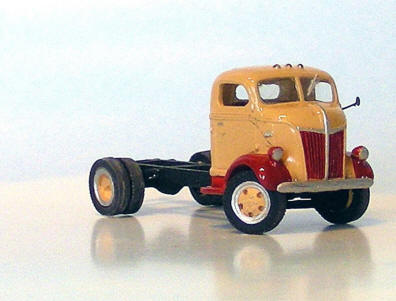 1941-47 FORD COE CAB AND CHASSIS