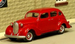 1938 PLYMOUTH 4 DOOR SEDAN
