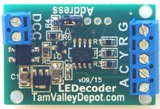 LED accessory decoder