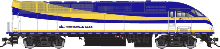 West Coast Express MPXpress