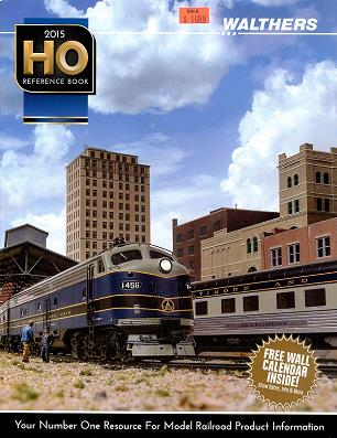 2015 Walthers HO Scale
